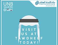 Union National Bank |Tawdheef Campaign 2018