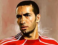 Mohammed Abu Traika Painting