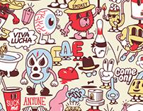 Cartoon Pattern