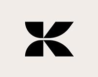 K - Lettermark / Logo