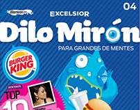 Excelsior Dilo Mirón
