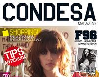 Condesa Magazine