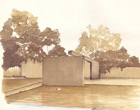 Dibujo 2D Tradicional Arquitectonico