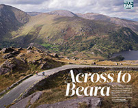 UK Ride - Ireland - for Cyclist Magazine