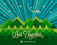 CBC Music Canadian Song Postcards