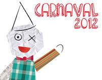 """Carnaval 2012 Alicante """"El muñeco"""""""