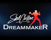 Steve Clarkson Dreammaker Site Re-Design