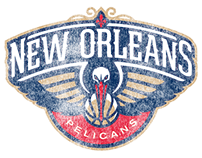 Adidas Graphics for the New Orleans Pelicans