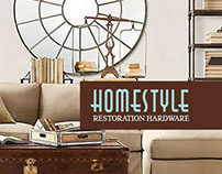 Restoration Hardware Catalog