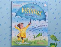 Illustrations 'Mein Regentgae-Vorlesebuch'
