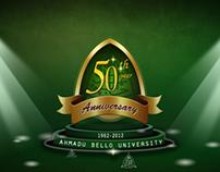 Ahmadu Bello University Zaria. 50th Anniversary