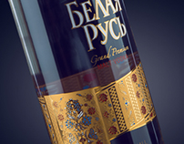 Belaya Rus' Vodka