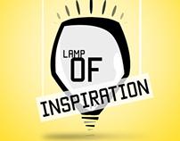 LAMP OF INSPIRATION
