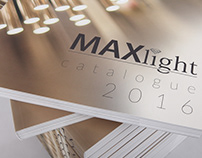 Catalog: Maxlight 2016 (no mockup)