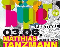 Grashüpfer Festival