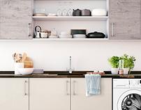 Kitchen S.