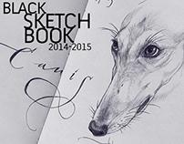 BLACK SKETCHBOOK 2014/2015