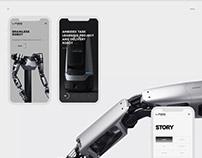 Naver Labs - Website