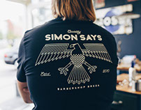 Simon Says Tee