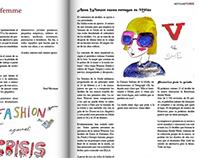 femme - revista de moda