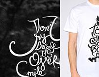 Typo T-shirt