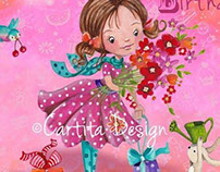 Illustrations Children | Cartita Design ©2013