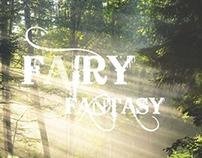fairy fantasy  festival branding