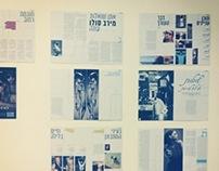magazine design- carmelist