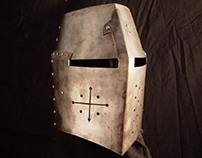 Great Helm 13th Century