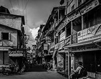 Lohagad Fort Trek   Maharashtra - A Photography Project