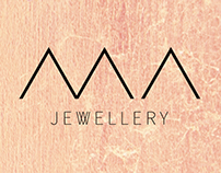 LOGO for MA Jewellery, contemporany jewellery