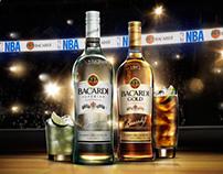 Bacardi + NBA