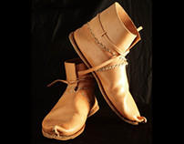 Medieval Boots