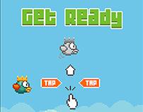 Crown Bird Mobile Game