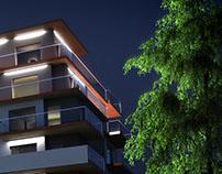 Residential Building - ArchViz