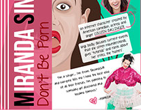 Miranda Sings Infographic