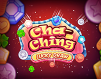 Cha-Ching Lucky Draw Game Design