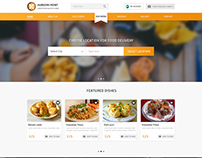 Hungers Point (Online Food Ordering)
