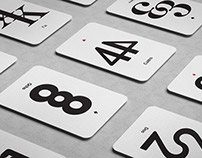 Poker Cards - Typography