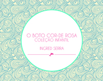 //Coleção O Boto Cor-de-Rosa