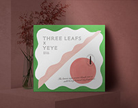"""THREE LEAFS X YEYE"" MOTHER'S DAY GIFT BOX"