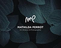 Mathilda Perrot — Branding