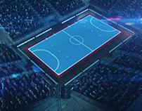 Kuwait Futsal Mini World Cup // Opening Ceremony