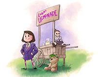 Children's Book - Lulu's Lemonade Stand