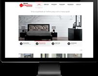 Móveis Faustino Website