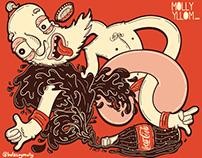 Genio de la Felicidad - Museo Cocacola