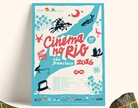 CINEMA NO RIO 2016