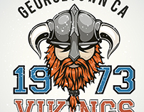Vikings team badge