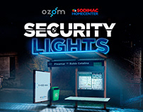 Ozom - Security Lights