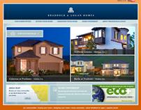 Braddock & Logan Website